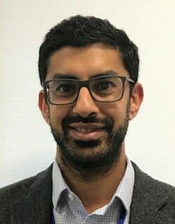Dr Tushar Kotecha
